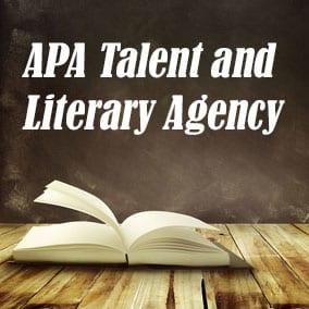 APA Talent and Literary Agency - USA Literary Agencies