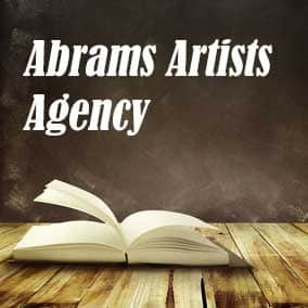 Abrams Artists Agency - USA Literary Agencies