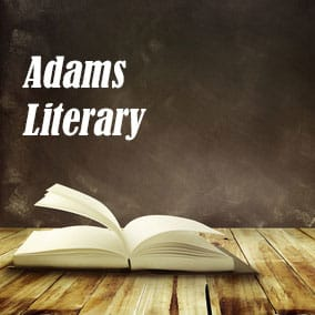 USA Literary Agencies and Literary Agents – Adams Literary