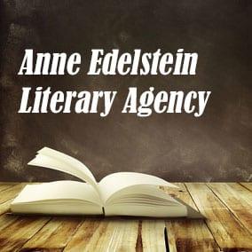 Anne Edelstein Literary Agency - USA Literary Agencies