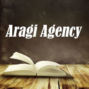 Aragi Agency - USA Literary Agencies