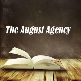 August Agency - USA Literary Agencies