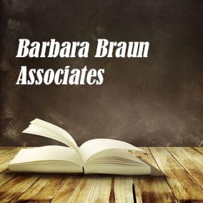 Barbara Braun Associates - USA Literary Agencies
