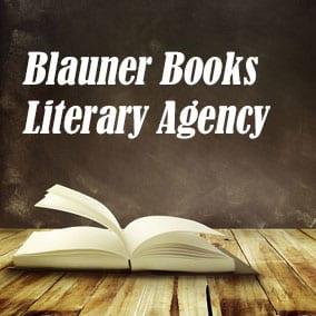 Blauner Books Literary Agency - USA Literary Agencies