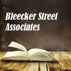 Bleecker Street Associates - USA Literary Agencies