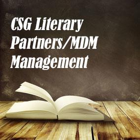 CSG Literary Partners - MDM Management - USA Literary Agencies