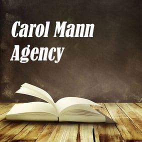 USA Literary Agencies and Literary Agents – Carol Mann Agency