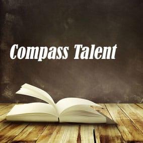 Compass Talent - USA Literary Agencies
