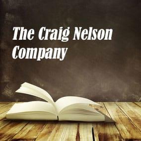 Craig Nelson Company - USA Literary Agencies