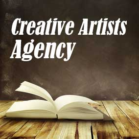 USA Literary Agencies and Literary Agents – Creative Artists Agency