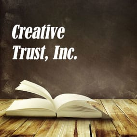 Creative Trust Inc - USA Literary Agencies
