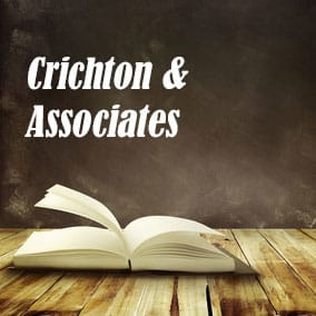 Crichton and Associates - USA Literary Agencies