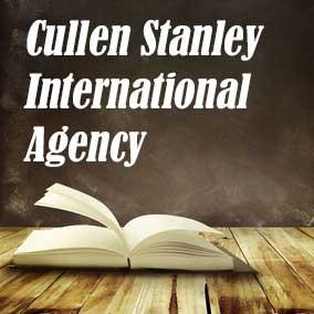 Cullen Stanley International Agency - USA Literary Agencies