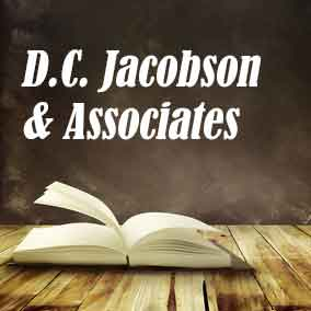 DC Jacobson and Associates DCJA - USA Literary Agencies