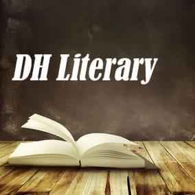 USA Literary Agencies – DH Literary