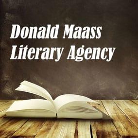 Donald Maass Literary Agency - USA Literary Agencies