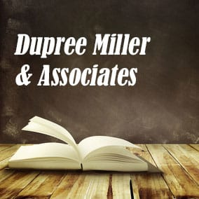 Dupree Miller and Associates - USA Literary Agencies