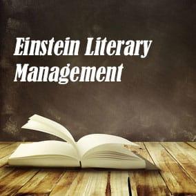 Einstein Literary Management - USA Literary Agencies