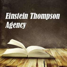 Einstein Thompson Agency - USA Literary Agencies