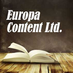 USA Literary Agencies and Literary Agents – Europa Content Ltd.