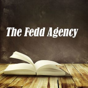 Fedd Agency - USA Literary Agencies