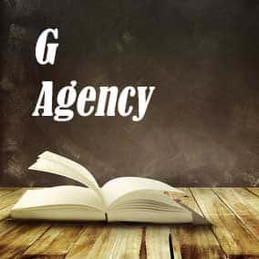 G Agency - USA Literary Agencies