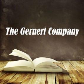 Gernert Company - USA Literary Agencies