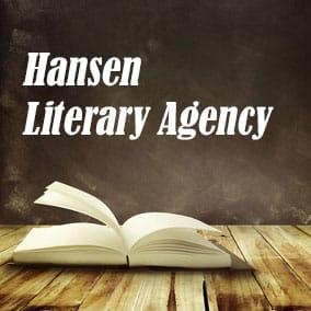 Hansen Literary Agency - USA Literary Agencies