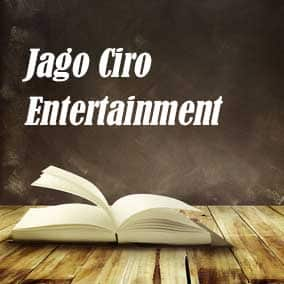 USA Literary Agencies and Literary Agents – Jago Ciro Entertainment