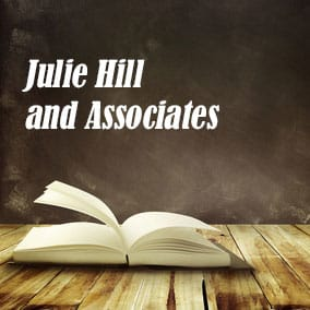 Julie Hill and Associates - USA Literary Agencies