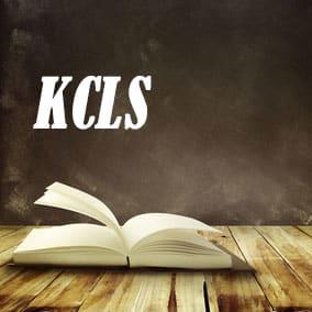 KCLS - USA Literary Agencies