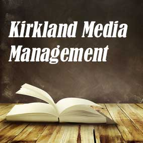 USA Literary Agencies and Literary Agents – Kirkland Media Management