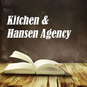 Kitchen and Hansen Agency - USA Literary Agencies