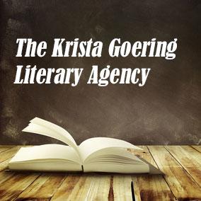Krista Goering Literary Agency - USA Literary Agencies