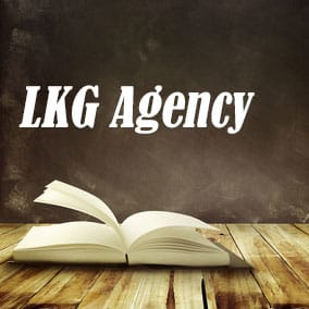 USA Database of Literary Agencies and Literary Agents – LKG Agency