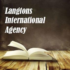 Langtons International Agency - USA Literary Agencies