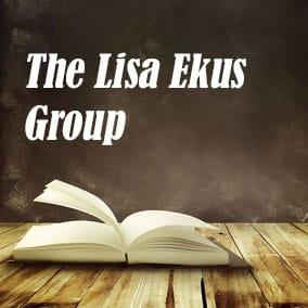 Lisa Ekus Group - USA Literary Agencies
