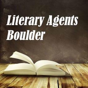 Literary Agents Boulder - USA Literary Agencies