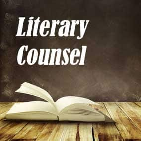 Literary Counsel - USA Literary Agencies