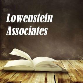 Lowenstein Associates - USA Literary Agencies