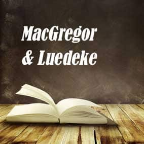 USA Literary Agencies and Literary Agents – MacGregor & Luedeke