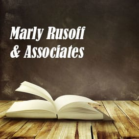 USA Literary Agencies and Literary Agents – Marly Rusoff & Associates