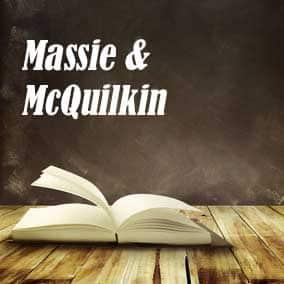 Massie McQuilkin - USA Literary Agencies