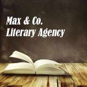 Max and Co Literary Agency - USA Literary Agencies
