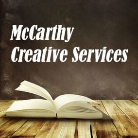 USA Literary Agencies and Literary Agents – McCarthy Creative Services