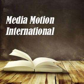Literary Agencies and Literary Agents – Media Motion International