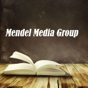 Mendel Media Group - USA Literary Agencies