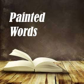 Painted Words - USA Literary Agencies