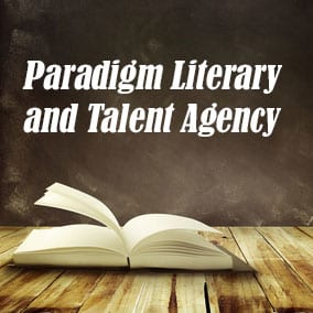 Paradigm Literary and Talent Agency - USA Literary Agencies