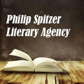 Philip Spitzer Literary Agency - USA Literary Agencies
